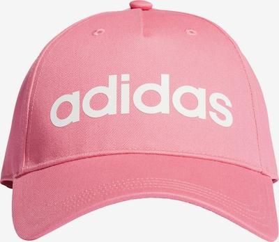 ADIDAS PERFORMANCE Sportmütze 'Essentials' in pink / weiß, Produktansicht