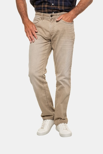 JP1880 Jeans in sand, Modelansicht