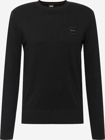 BOSS Casual Pullover 'Kanovant' in schwarz, Produktansicht