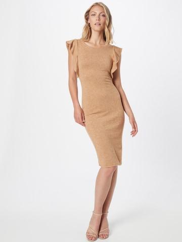 WAL G. Dress 'GIANNA' in Beige