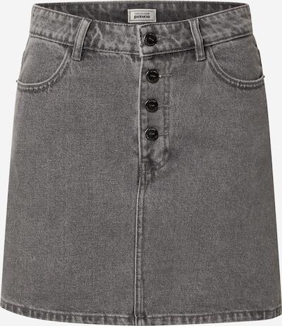 Pimkie Jupe 'K-Button' en gris, Vue avec produit