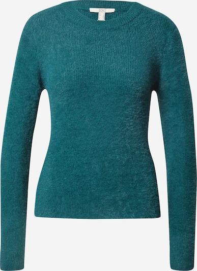 EDC BY ESPRIT Sweater in dunkelgrün, Produktansicht