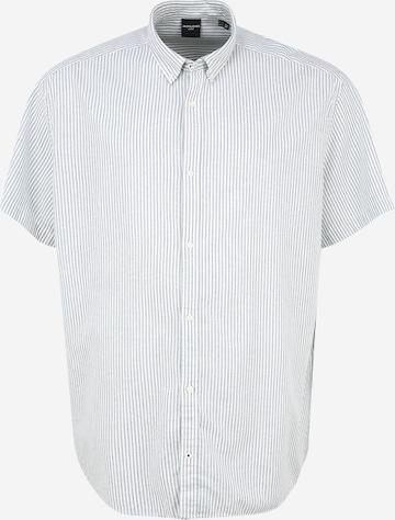 Jack & Jones Plus Hemd 'BLA' in Grün