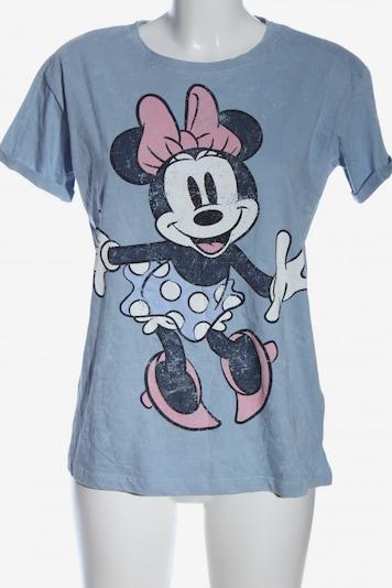 House Print-Shirt in S in blau / pink / weiß, Produktansicht