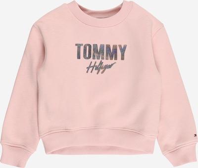 TOMMY HILFIGER Sweater majica u bronca / ljubičasto plava / ljubičasto crvena / roza / crna, Pregled proizvoda