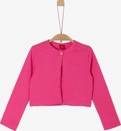 s.Oliver Bolero in pink: Frontalansicht