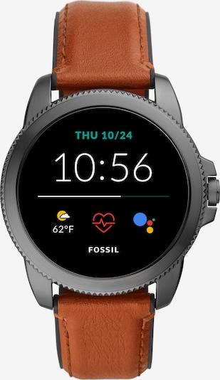 FOSSIL Uhr in braun / grau, Produktansicht
