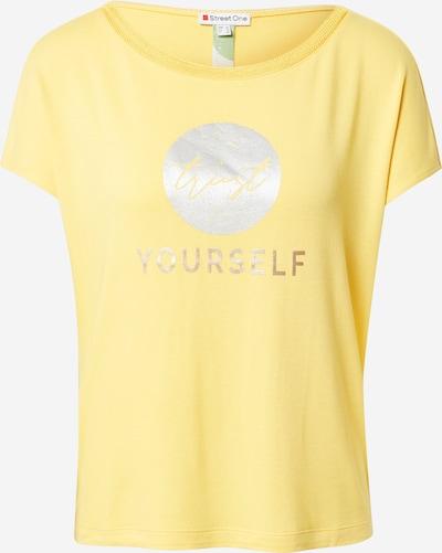 sárga / ezüst STREET ONE Póló, Termék nézet