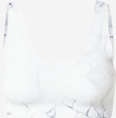 MAGIC Bodyfashion Biustonosz w kolorze niebieski / białym, Podgląd produktu