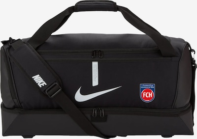 NIKE Sports Bag in Blue / Red / Black / White, Item view