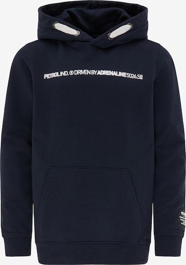 Petrol Industries Sweater in navy / weiß, Produktansicht