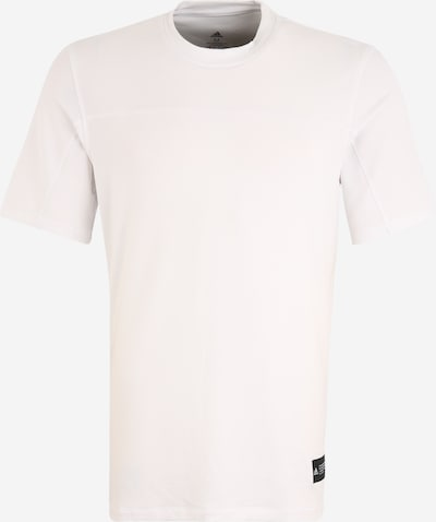 ADIDAS PERFORMANCE Functioneel shirt 'TKO TEE' in de kleur Wit, Productweergave