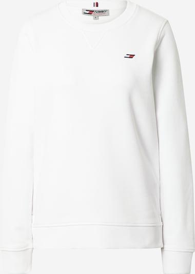 Tommy Sport Спортен блузон с качулка в бяло, Преглед на продукта