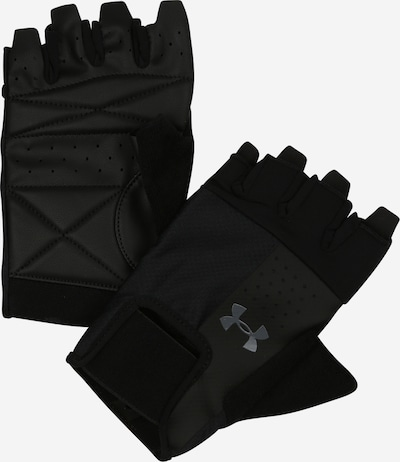 UNDER ARMOUR Sporthandschuhe in schwarz, Produktansicht