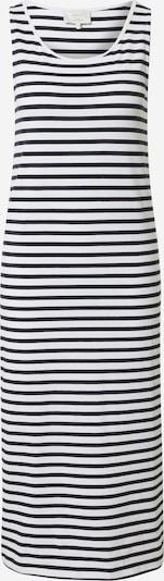 NÜMPH Kleid 'UDAIA' in navy / weiß, Produktansicht