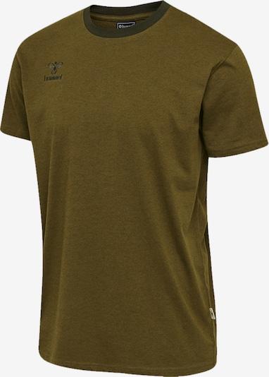 Hummel T-Shirt in grün, Produktansicht