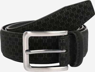 River Island Gürtel in schwarz / silber, Produktansicht