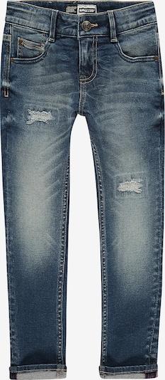 Raizzed Jeans 'Boston' in blue denim, Produktansicht