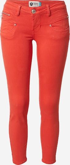 FREEMAN T. PORTER Jeans 'Alexa' in de kleur Oranjerood, Productweergave