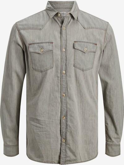 Produkt Hemd in grau, Produktansicht
