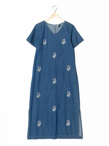 Erika & Co Dress in M in Blue
