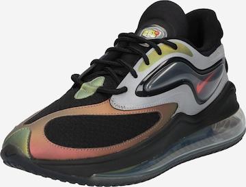 Baskets basses Nike Sportswear en argent