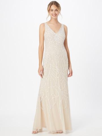 Adrianna Papell Kleid in Weiß