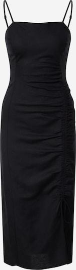 EDITED Obleka 'Zoe' | črna barva, Prikaz izdelka