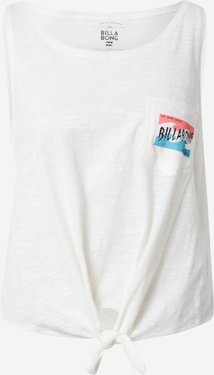 BILLABONG Top 'Summer Only' in de kleur Blauw / Rosa / Zwart / Wit, Productweergave