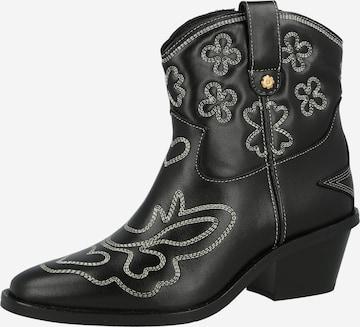 Fabienne Chapot Каубойски ботуши 'Jolly' в черно