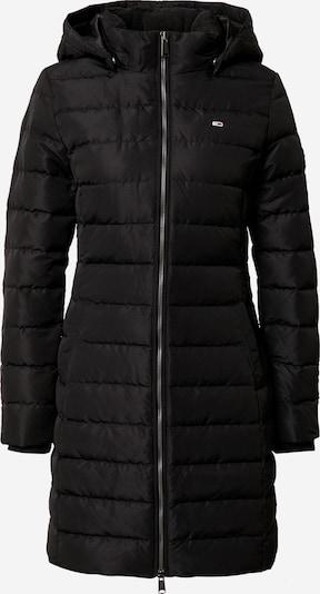 Tommy Jeans Zimski plašč | črna barva, Prikaz izdelka