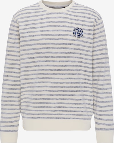 PIONEER Sweatshirt in de kleur Navy / Wit, Productweergave