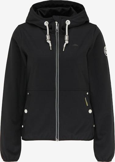 Schmuddelwedda Functionele jas in de kleur Zwart / Wit, Productweergave