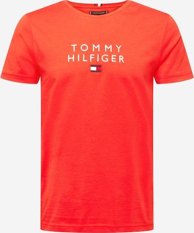 TOMMY HILFIGER Shirt in de kleur Navy / Rood / Oranjerood / Wit, Productweergave