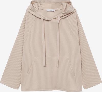 MANGO Sweatshirt 'ROOIBOS' in beige, Produktansicht