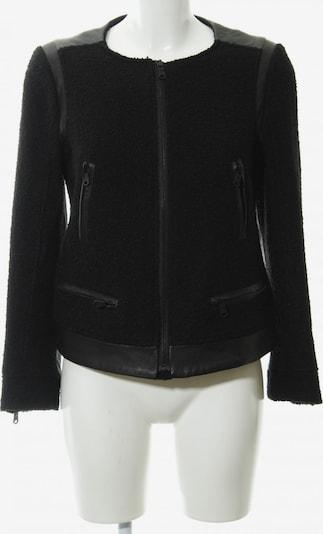 Club Monaco Wolljacke in S in dunkelgrau / schwarz, Produktansicht
