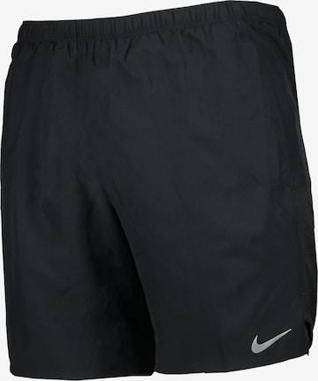 Pantaloni sportivi 'Challenger' di NIKE in nero