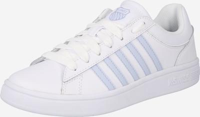 K-SWISS Sneaker 'Court Winston' in hellblau / weiß, Produktansicht