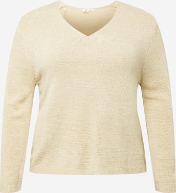 Pull-over 'Alissa' Z-One en beige