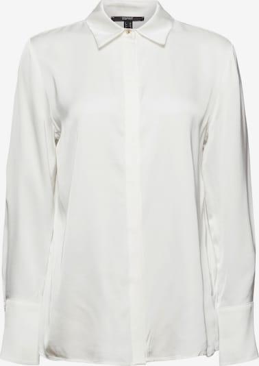 Esprit Collection Bluse in weiß, Produktansicht
