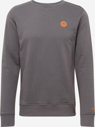 PROTEST Camiseta deportiva 'VIKTOR' en marrón claro / gris, Vista del producto