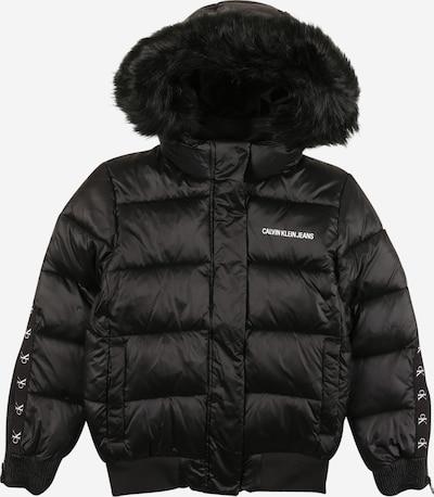 Calvin Klein Jeans Zimska jakna u crna, Pregled proizvoda