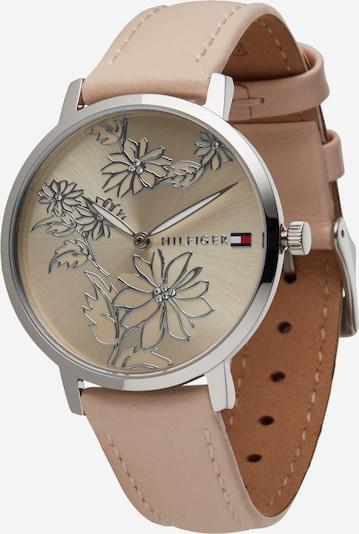 Analoginis (įprasto dizaino) laikrodis 'CASUAL' iš TOMMY HILFIGER , spalva - pudros spalva / sidabrinė, Prekių apžvalga