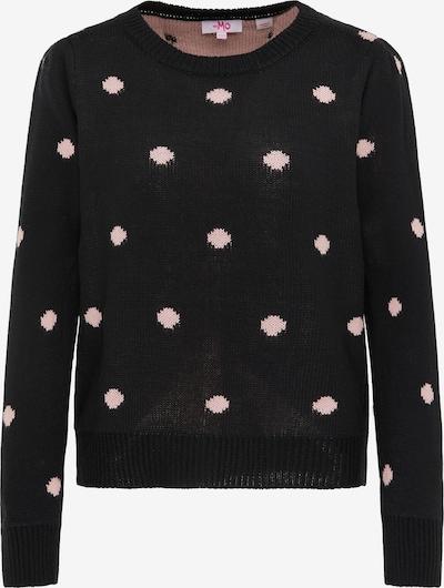 MYMO Pullover in pastellpink / schwarz, Produktansicht