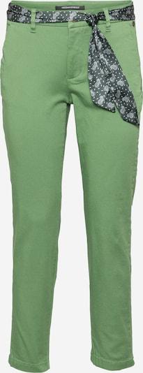 FREEMAN T. PORTER Chino 'Claudia' in de kleur Groen, Productweergave