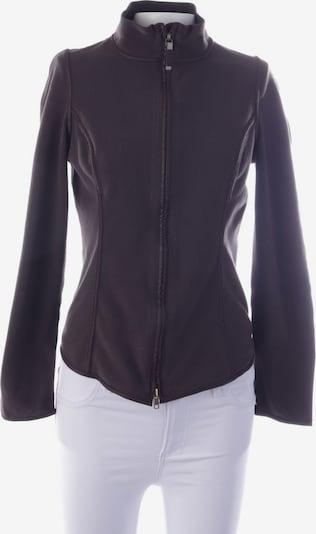 Frauenschuh Sweatshirt / Sweatjacke in S in braun, Produktansicht
