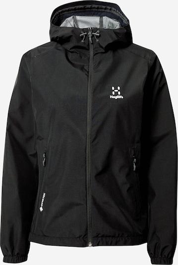 Sportinė striukė 'Betula' iš Haglöfs , spalva - juoda, Prekių apžvalga