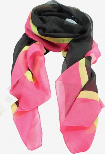 PALMERS Scarf & Wrap in One size in Pastel yellow / Pink / Black, Item view