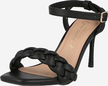 NEW LOOK Sandale 'VAID' in Schwarz