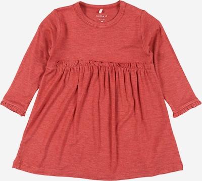 NAME IT Mekko 'DIANA' värissä punainen / meleerattu punainen, Tuotenäkymä